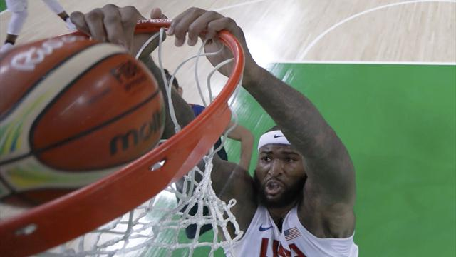 USA answer basketball critics with blowout win over Argentina