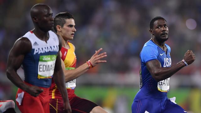 4x100m : Les Etats-Unis disqualifiés, le Canada en bronze