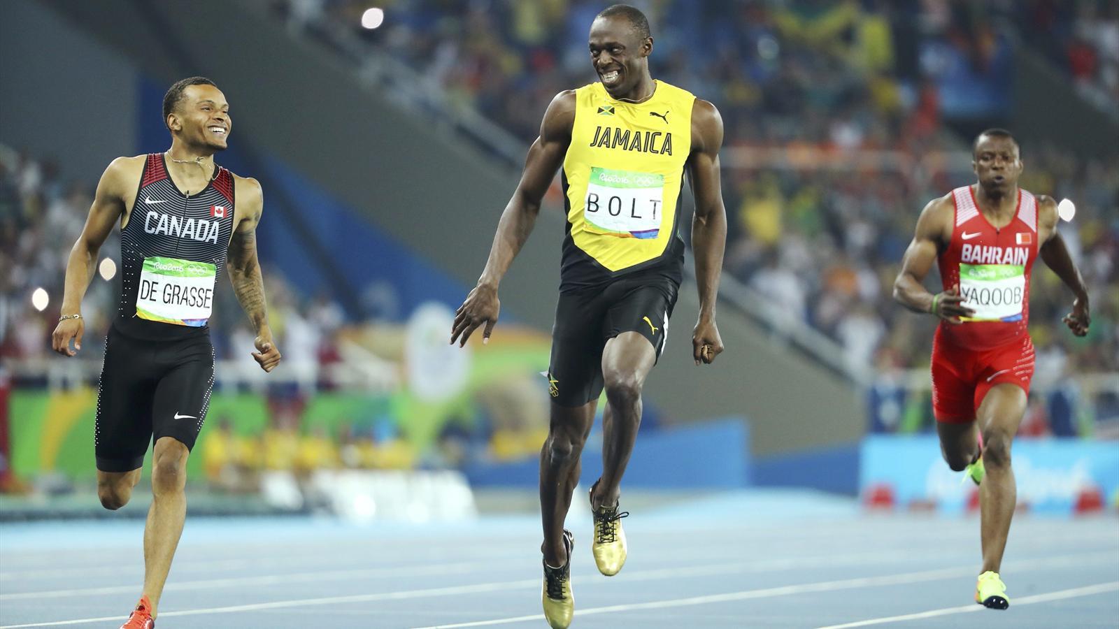 Can Usain Bolt Break His 200m World Record