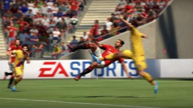 Le dab de Pogba, la teinture de Messi, la souplesse d'Ibra : le trailer de FIFA 17 n'a rien oublié