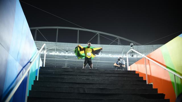 Bolt a couru son dernier 200m, enfin c'est lui qui le dit