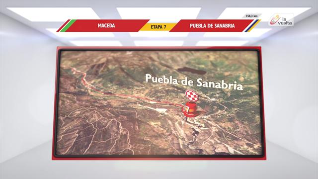 Vuelta: Stage 7 preview