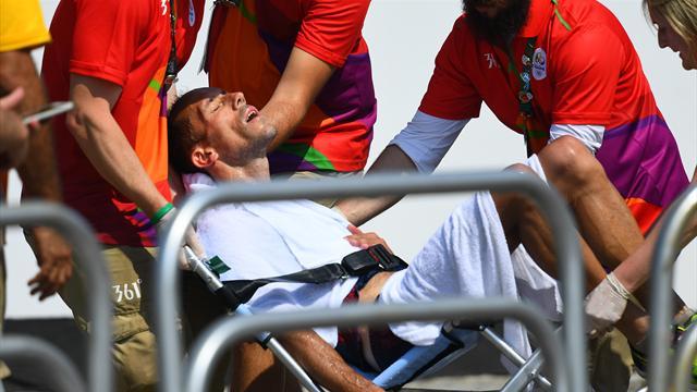 Diniz est sorti de l'hôpital