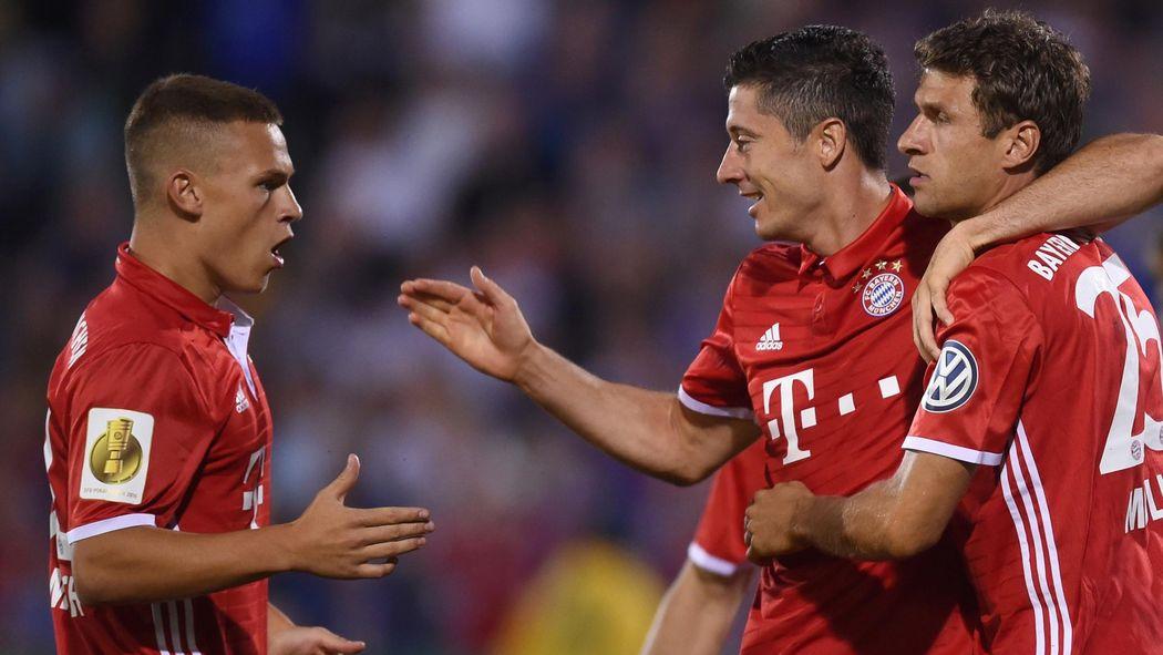 Joshua Kimmich Will S Beim Fc Bayern Munchen Wissen Die Zentrale