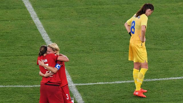 Il ne leur manquait que l'or olympique, les Allemandes l'ont brillamment conquis