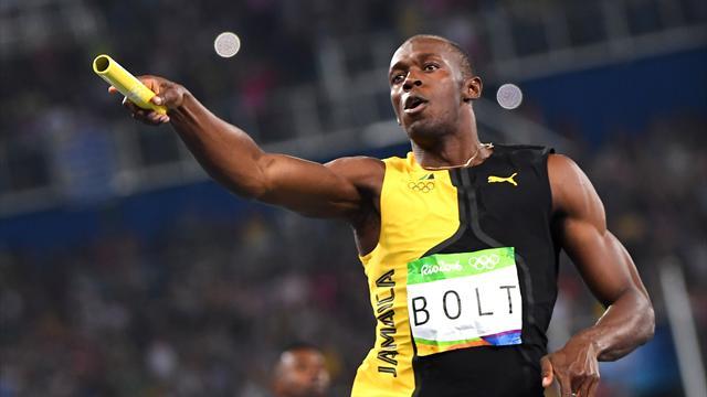 La Jamaïque propulse Bolt dans la légende : le voilà l'égal de Nurmi et de Lewis