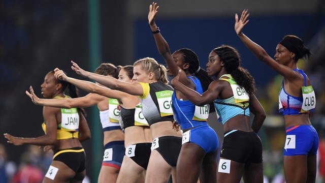 Aucun des relais français ne verra la finale du 4x400m