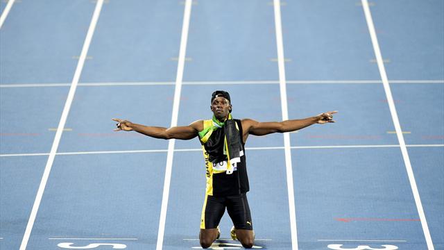 L'œil de Rio : Bolt tient sa part d'éternité