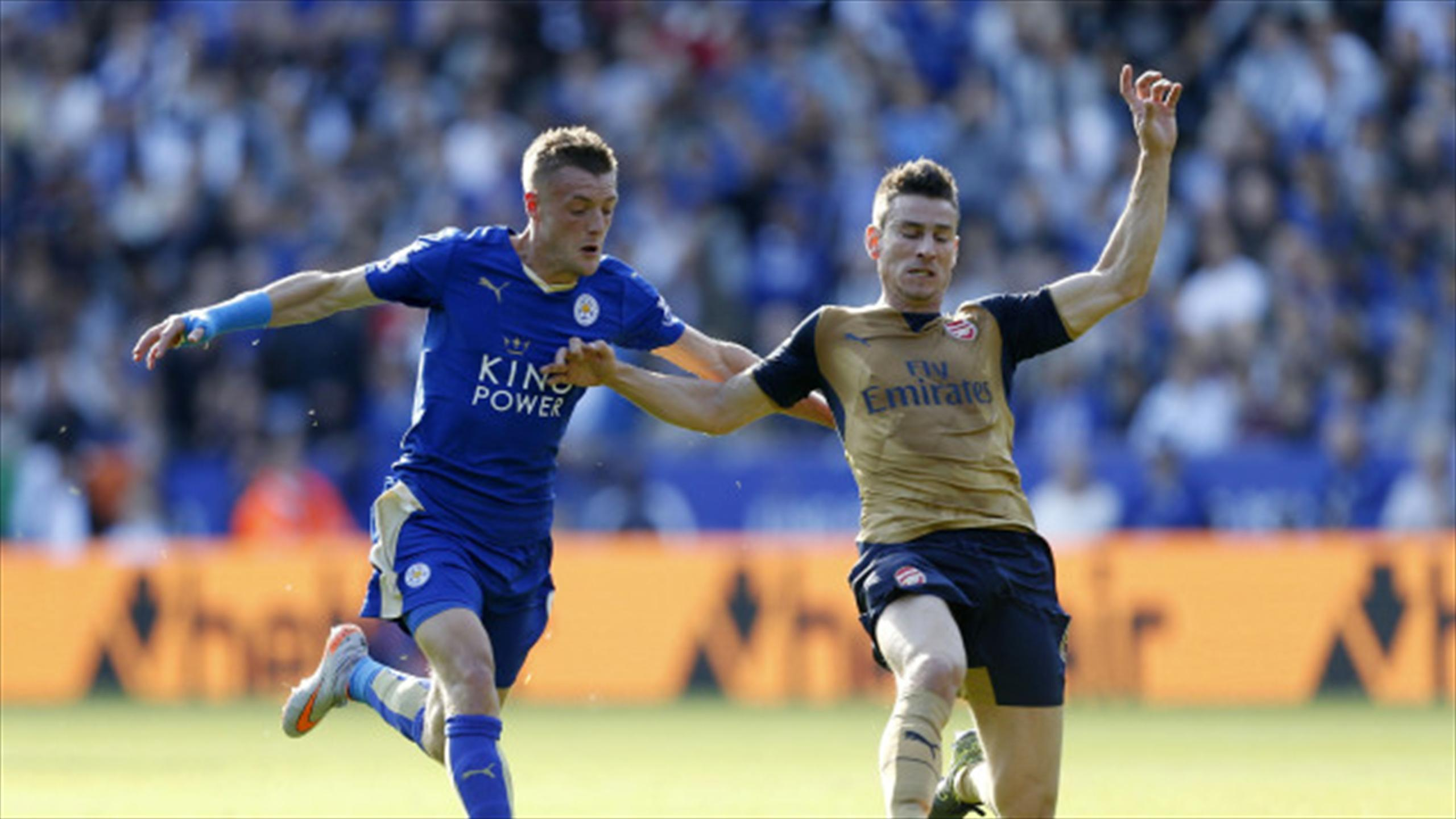 Jamie Vardy has nothing to prove to Arsenal, says ...