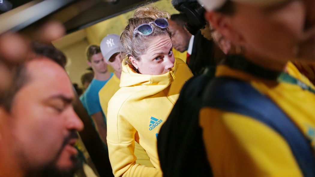 924cda5dc6a Olympics Rio 2016  Australian athletes released by Brazilian police after  agreeing to fine