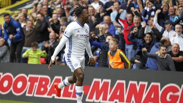 Liverpool tombe à Burnley, Batshuayi et Chelsea renversent Watford