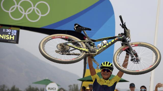 Sweden's Rissveds wins gold in women's cross-country