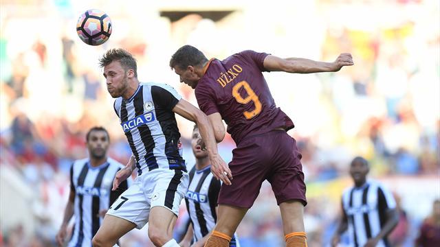 Udinese-Roma: probabili formazioni e statistiche