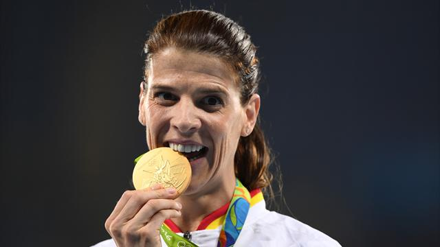 Beitia wins historic high jump gold for Spain