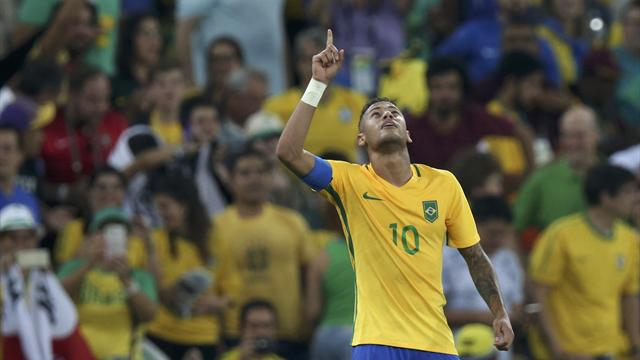 Neymar finds redemption in display of skill and grit
