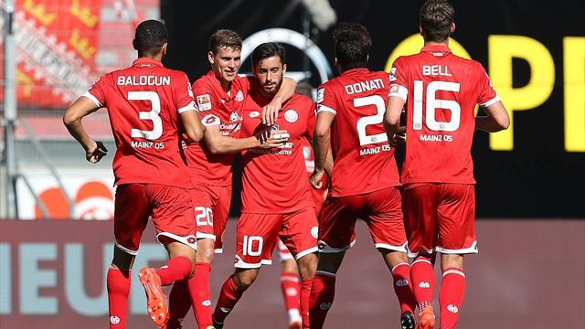 5 голов вматче «Габала»— «Майнц» Лига Европы; видео