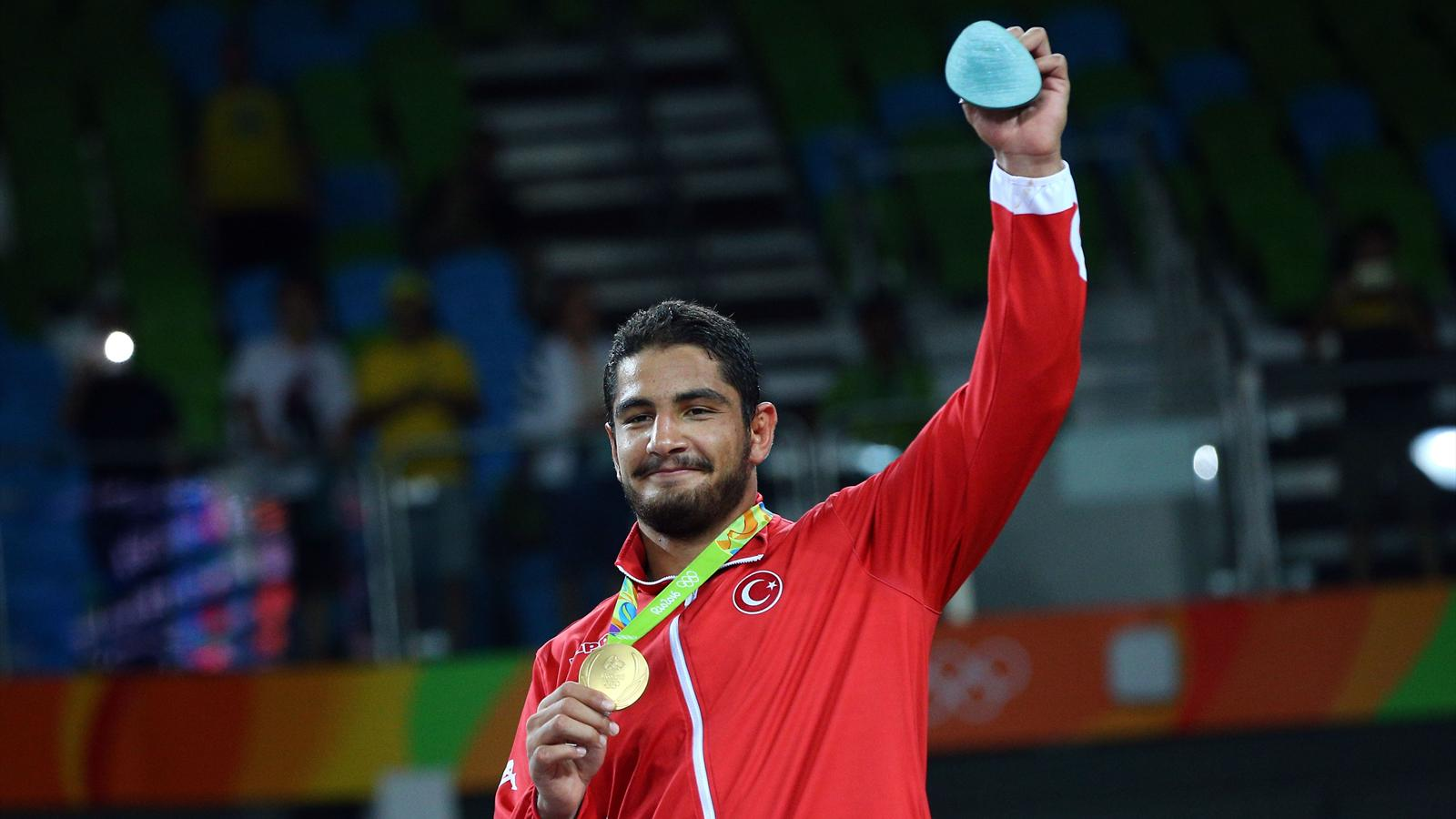Türkiye, Rio Olimpiyat Oyunlarındaki ilk altın madalyasını kazandı