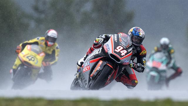 Rookie Folger learning Lorenzo's smoothness