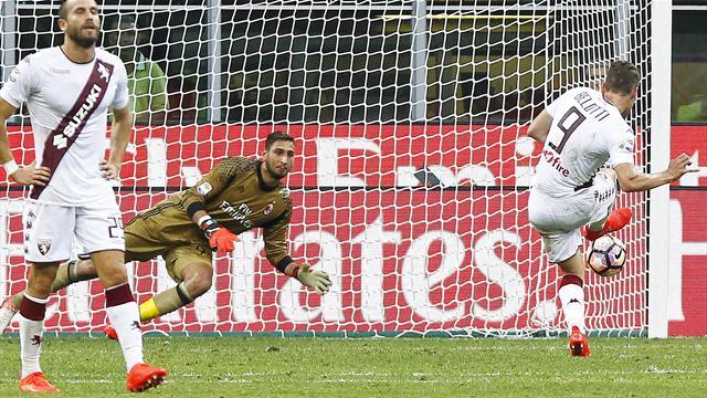 Milan-Torino è Donnarumma contro Belotti: la rivincita del rigore parato