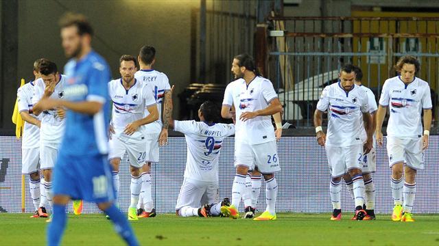 Sampdoria-Empoli: probabili formazioni e statistiche