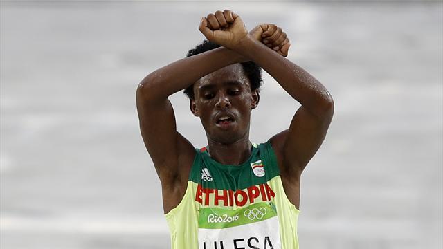 ''Eğer Etiyopya'ya dönersem, hükümet beni öldürür''
