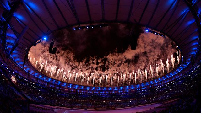 Rio 2016 şöleni sona erdi