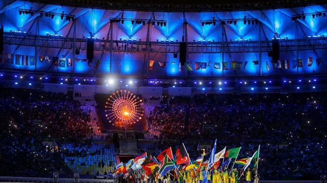 Clausura: Río cede el testigo a Tokio entre samba y carnaval