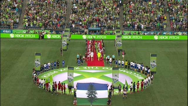 MLS play-off: Velké derby Západu Seattle Sounders vs Portland Timbers
