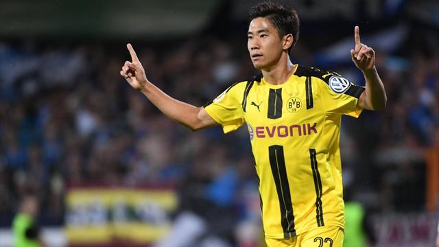 Dortmund sérieux pour son entrée en Coupe d'Allemagne
