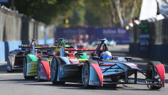 Formel E: Die ganze Saison live im TV und im Livestream bei Eurosport