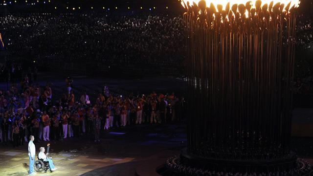 МОК запретил Беларуси нести флагРФ наоткрытии Паралимпиады