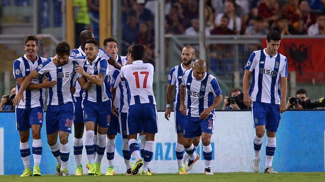 Veni, vidi, vici : Porto a humilié la Roma chez elle et verra la phase de poules