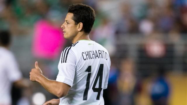 Hernandez equals Mexico goals record in 2-0 win over Costa Rica
