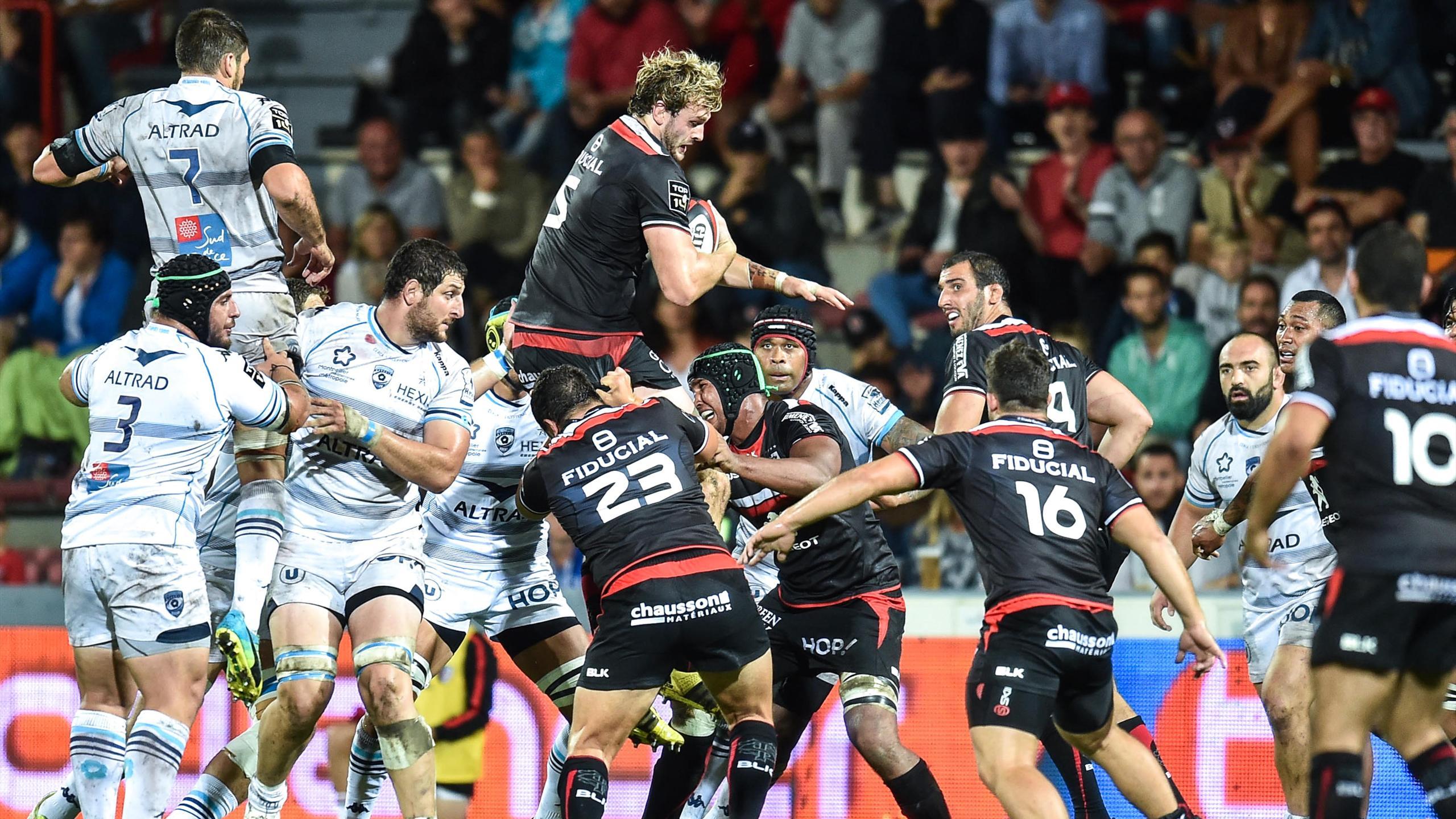 Richie Gray (Toulouse) - 20 août 2016