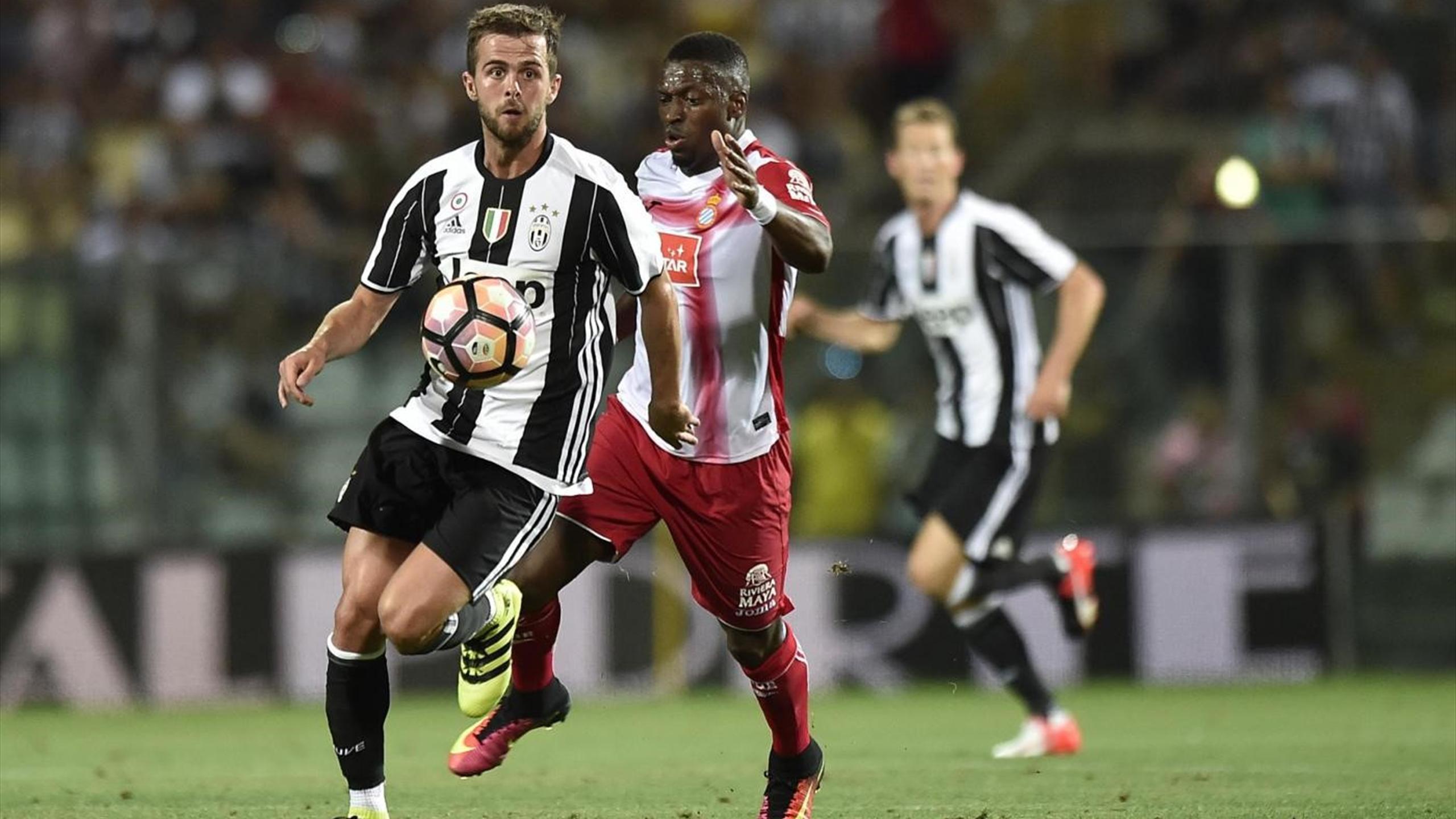 Pjanic - Juventus-Espanyol - Amichevoli 2016 - LaPresse