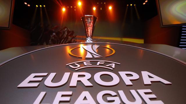 FOOTBALL UEFA Europa League Draw