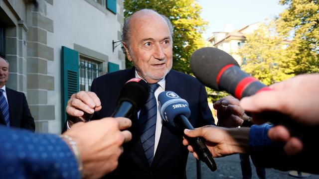 Tribunal to rule on Monday on ex-FIFA head Blatter's ban
