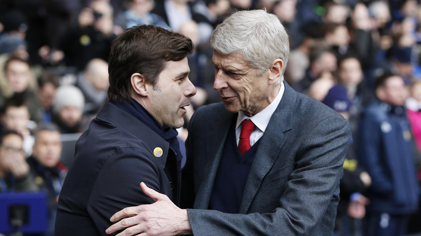 Arsene wenger 39 s message to arsenal fans 39 be more like - University league tables french ...