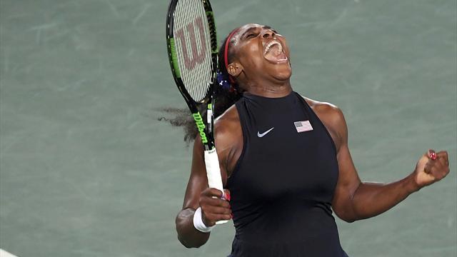 Serena Williams v Ekaterina Makarova: US Open LIVE