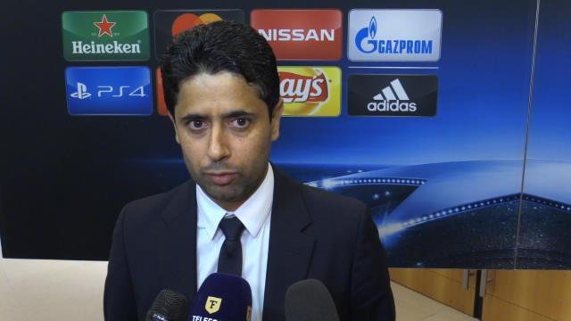 Al-Khelaïfi l'assure : le PSG veut «finir premier du groupe»