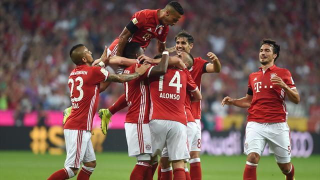 Le Bayern n'a pas perdu ses bonnes habitudes : une victoire 6-0 pour entamer l'ère Ancelotti