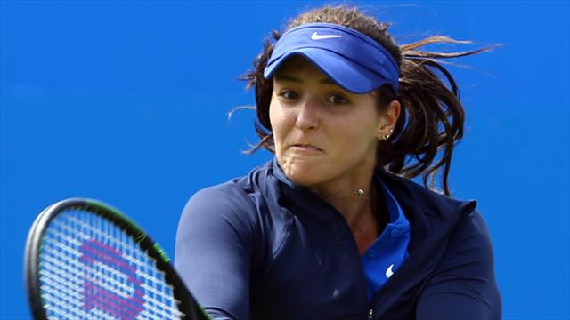 Laura Robson primed for all-British clash with Naomi Broady in US Open