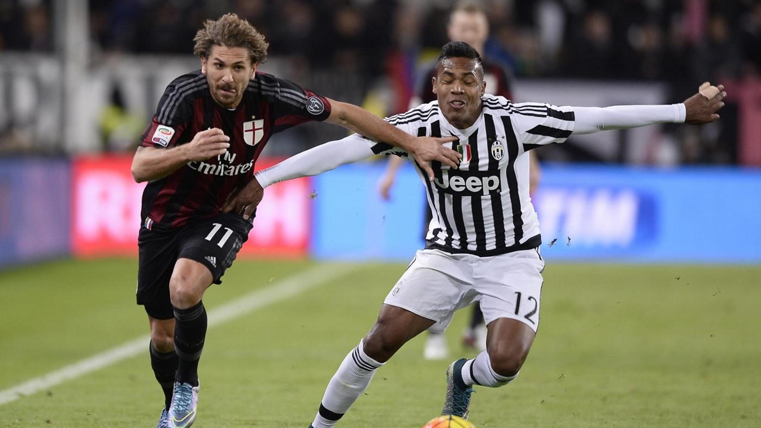 Милан ювентус перед игрой
