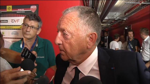 Aulas : «Lacazette va rester à Lyon et on va essayer de le prolonger»