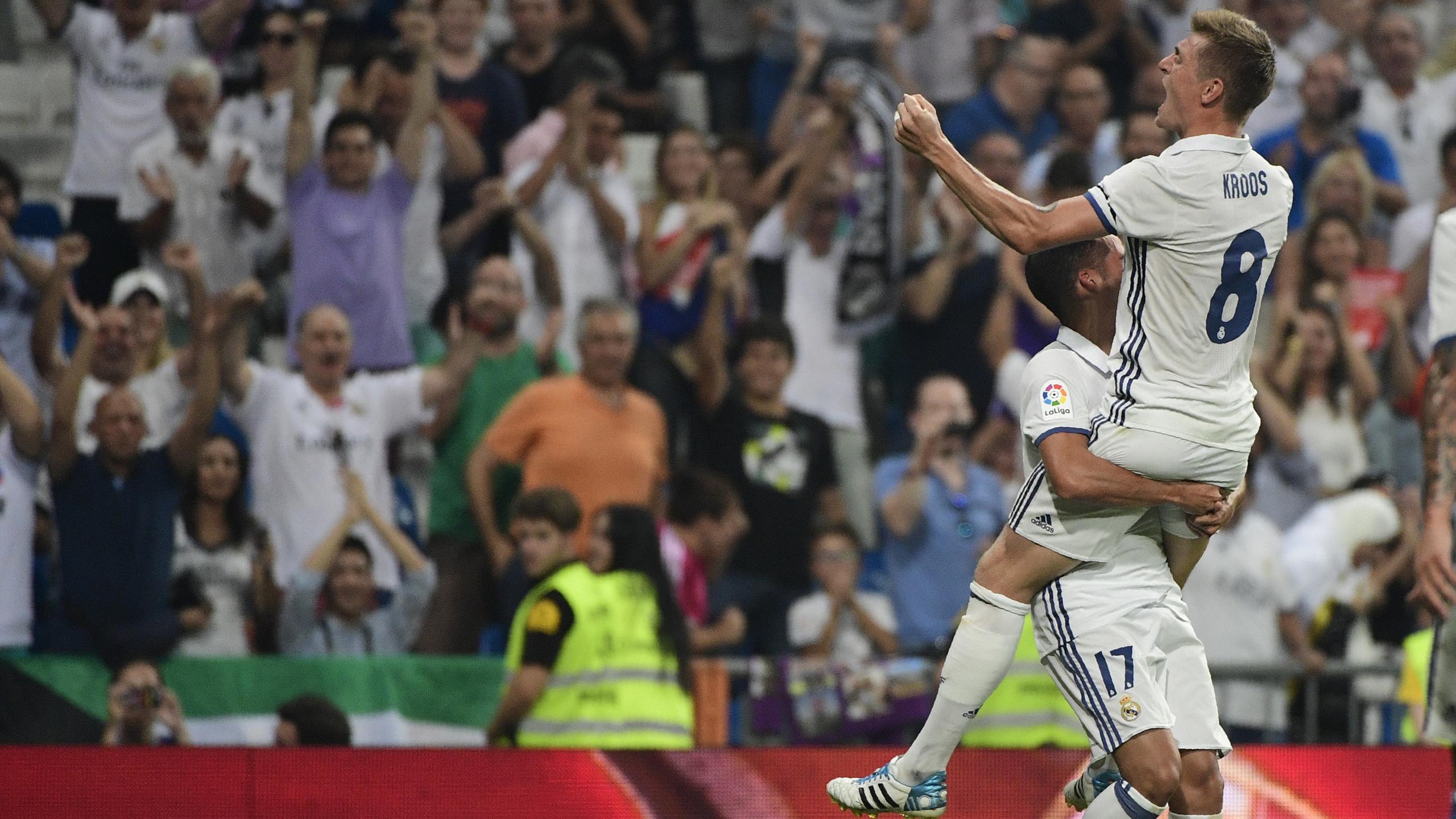 Toni Kroos, Real Madrid, Celta de Vigo