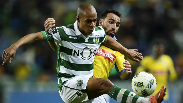 Inter sign Portugal's Mario from Sporting
