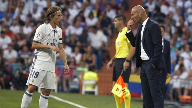 "Modric: ""Mi idea es retirarme en el Real Madrid"""