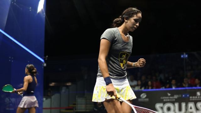 18-Year-Old Gohar Ends David's 10 Year Hong Kong Reign