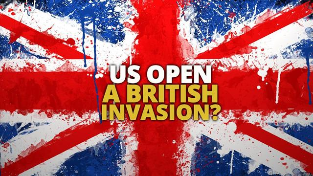 US Open 2016 - a British invasion?