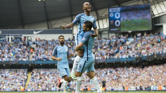 Comme Chelsea et United, Manchester City poursuit son sans faute